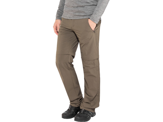 Regatta Xert II Stretch Zip of Trousers Regular Men, roasted